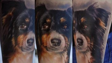 Top 50 Shih Tzu Tattoos Of All Time The Paws