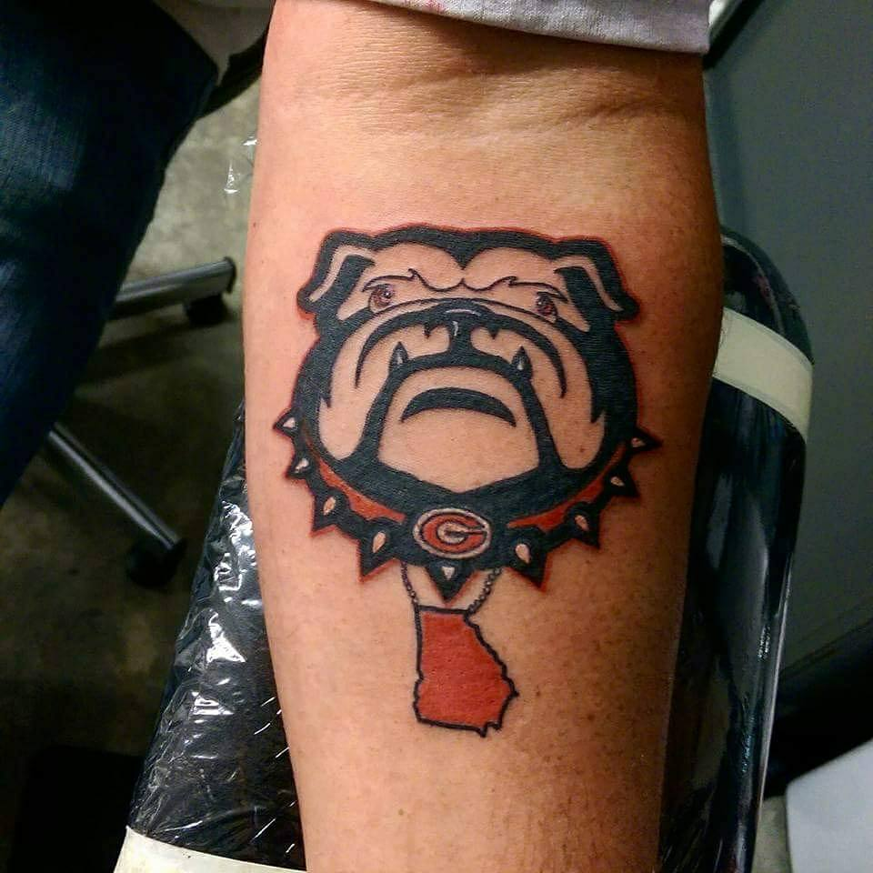 Top 50+ Best English Bulldog Tattoo Ideas And Designs ...