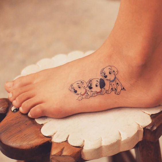 50+ Best Small Dog Tattoo Ideas   Page 3 of 22   The Paws