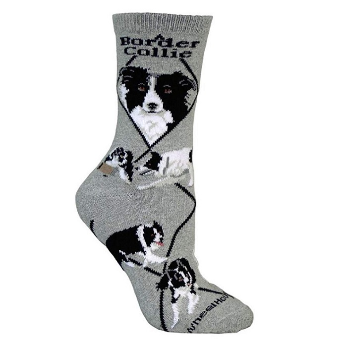 Border Collie Women's Socks