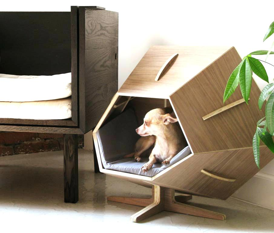 Cool small dog bed, DIY dog bed