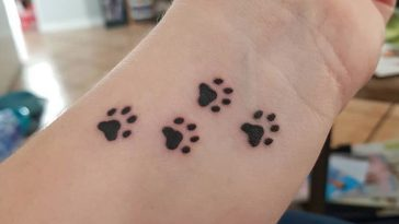 50+ Best Dog Memorial Tattoo Ideas – The Paws
