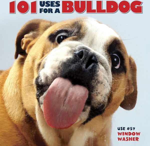 101 Uses for a Bulldog Hardcover