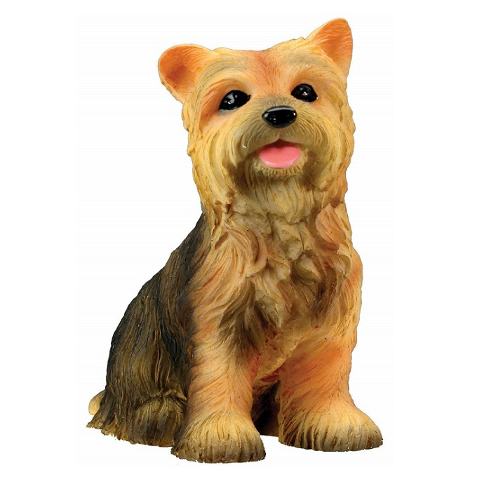 Yorkshire Terrier Sculpture