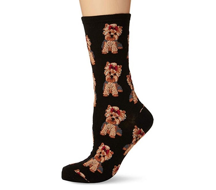 Women's Yorkies Socks