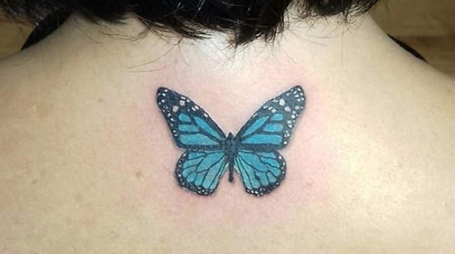 adb1ceacb2d2d 90 Best Butterfly Tattoo Design Ideas | Page 3 of 11 | The Paws