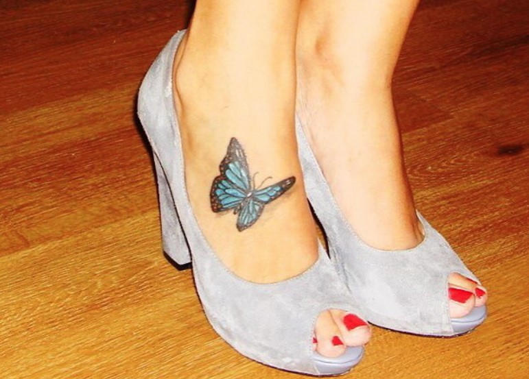 90 Best Butterfly Tattoo Design Ideas The Paws