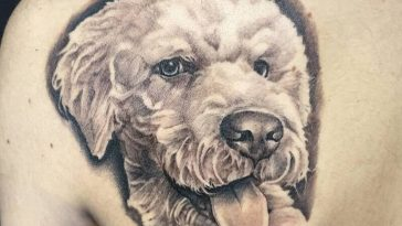 37+ Awesome Dog Tattoos Any Yorkie Lover Will Love – The Paws